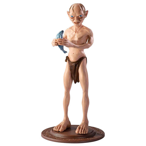 The Lord of the Rings Gollum Bendyfigs malleable figure 19cm
