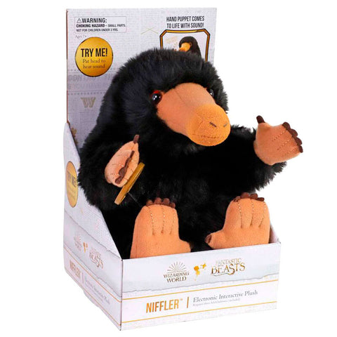 Fantastic Beast interactive plush toy 23cm