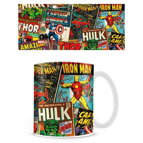 Marvel Comics mug