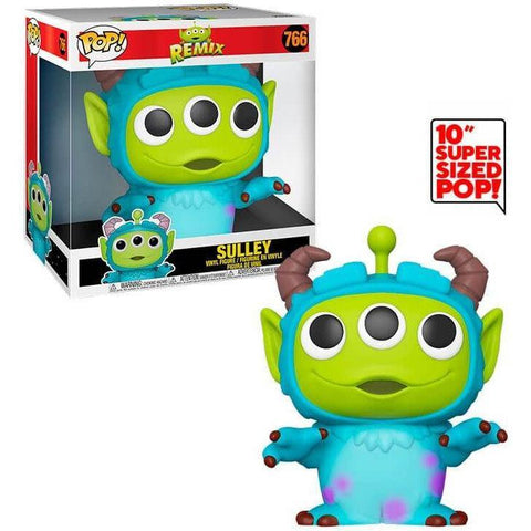 POP figure Disney Pixar Alien Remix Sulley 25cm
