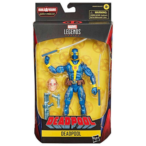 Marvel Legends Deadpool Goat figure 15cm