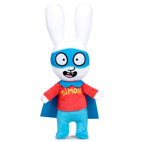 Simon Hero plush toy 28cm