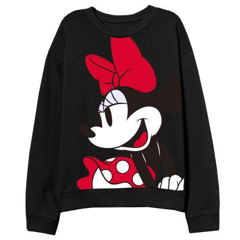 Disney Minnie adult sweatshirt