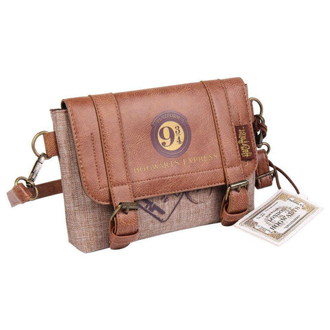 Harry Potter Platform 9 3/4 belt pouch - InfoGeek