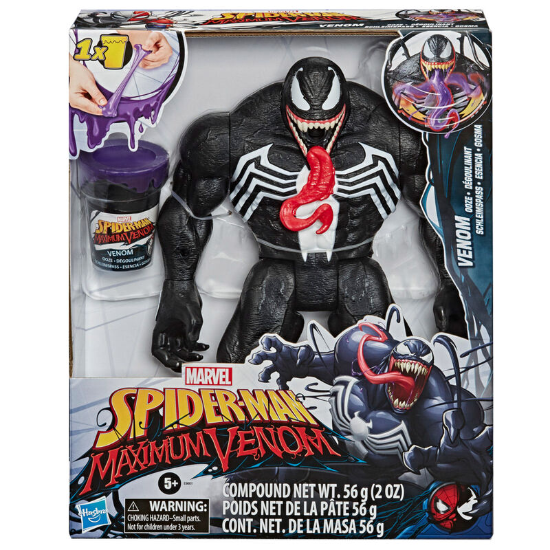 Marvel Spiderman Maximum Venom Oozie figure 31,5cm