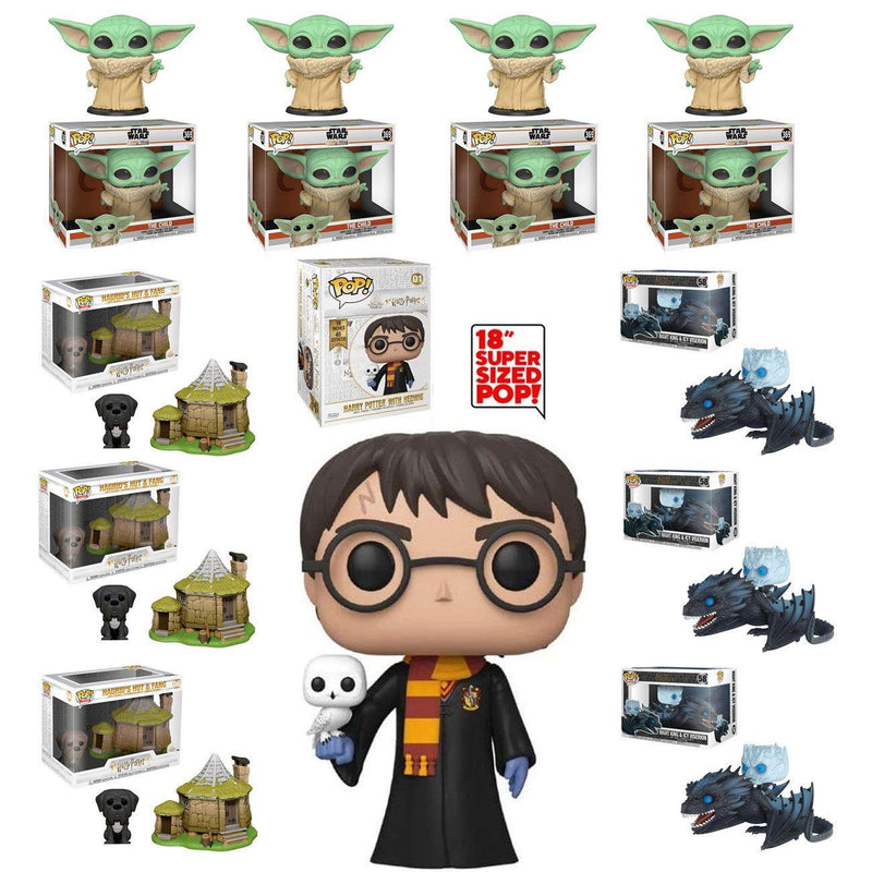 Offer superpack Funko