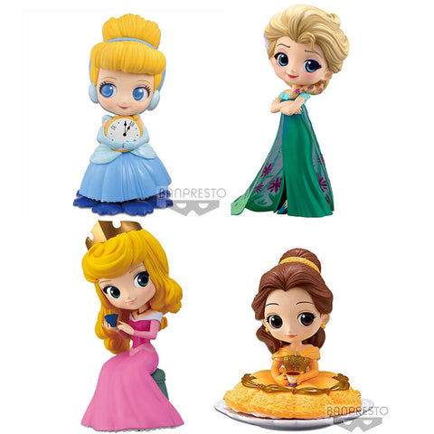 Banpresto offer pack Disney Princess figures