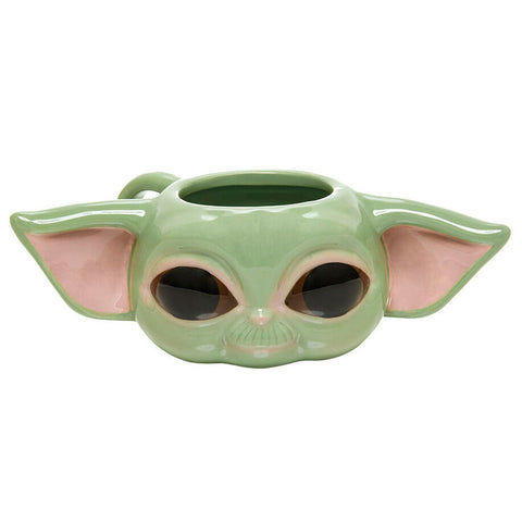 Star Wars The Mandalorian Yoda the Child 3D mug