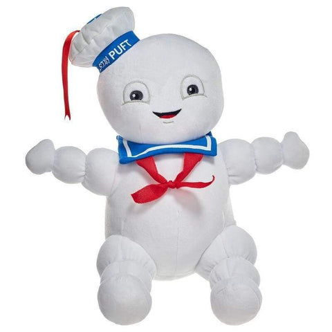 Ghostbusters Stay Puft plush toy 32cm - InfoGeek