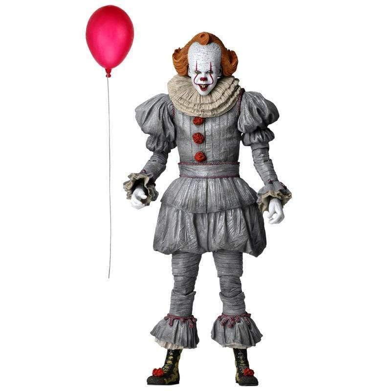 Infogeek MOVIES|IT It Chapter 2 Pennywise figure 18cm