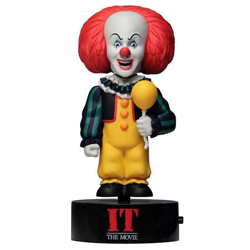 Infogeek MOVIES|IT IT Pennywise 1990 Body Knocker figure