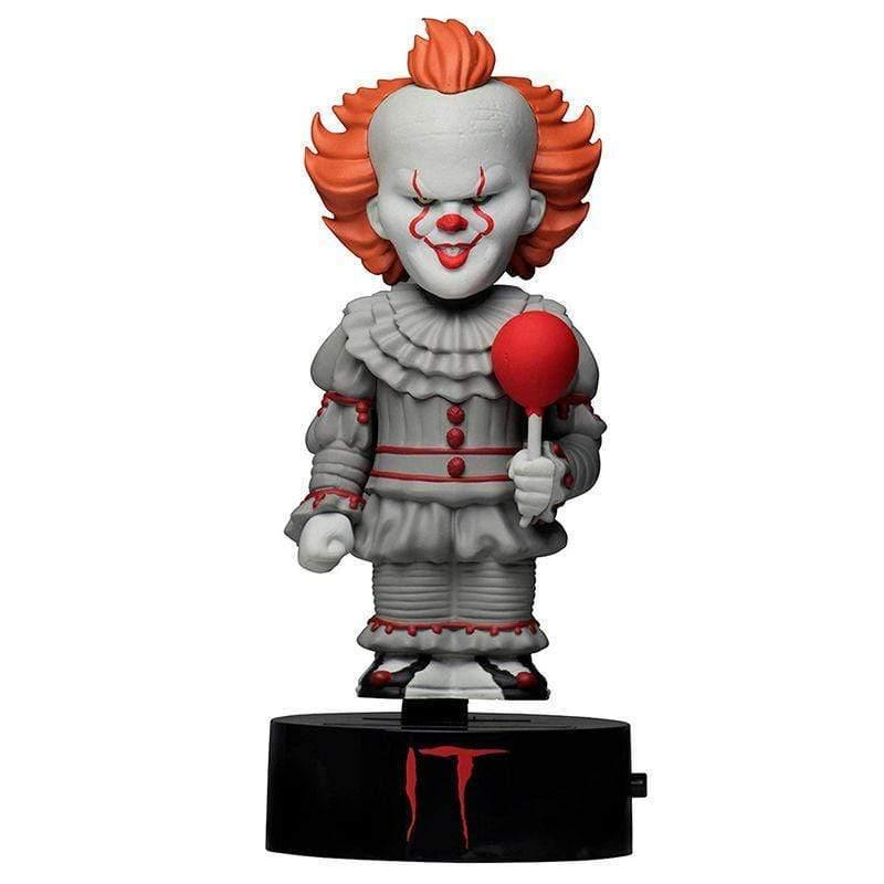 Infogeek MOVIES|IT IT Pennywise 2017 Body Knocker figure