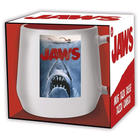 Jaws mug 355ml - InfoGeek