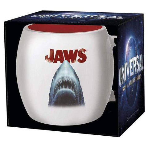 Jaws mug 385ml - InfoGeek