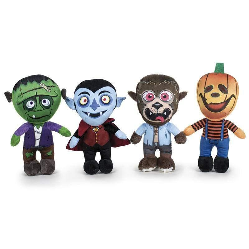 Classic Monster assorted plush toy 25cm - InfoGeek