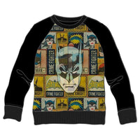 DC Comics Batman adult sweatshirt - InfoGeek