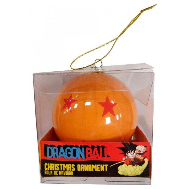 Dragon Ball 4 stars christmas ball - InfoGeek