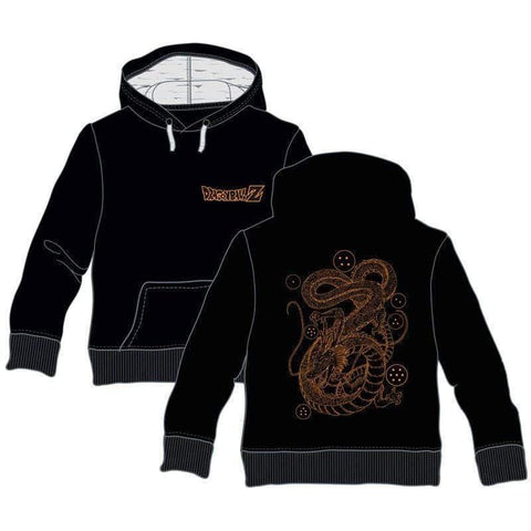 Dragon Ball Z Shenron adult hooded sweatshirt - InfoGeek