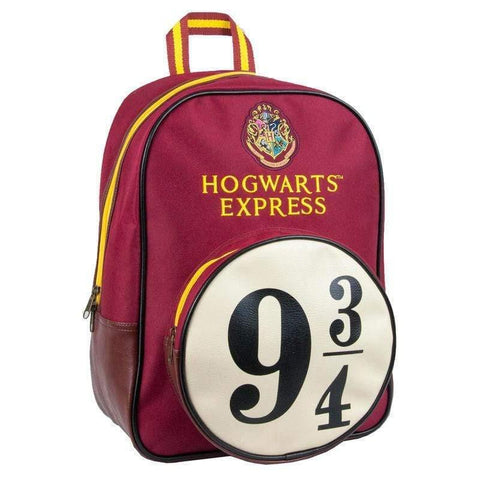 Harry Potter Hogwarts Express 9 3/4 backpack 38cm - InfoGeek