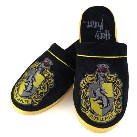 Infogeek POP CULTURE Harry Potter Hufflepuff mens slippers