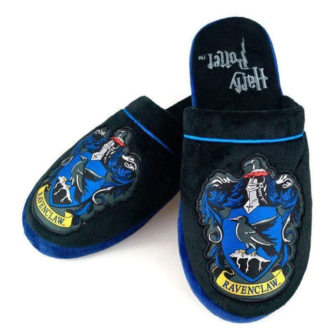 Infogeek POP CULTURE Harry Potter Ravenclaw mens slippers