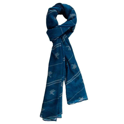 Harry Potter Ravenclaw scarf light weight - InfoGeek