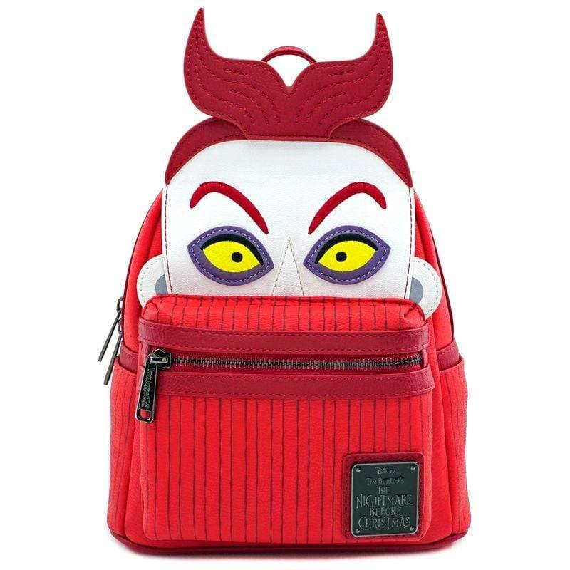 Loungefly Disney Nightmare Before Christmas Lock backpack 25cm - InfoGeek