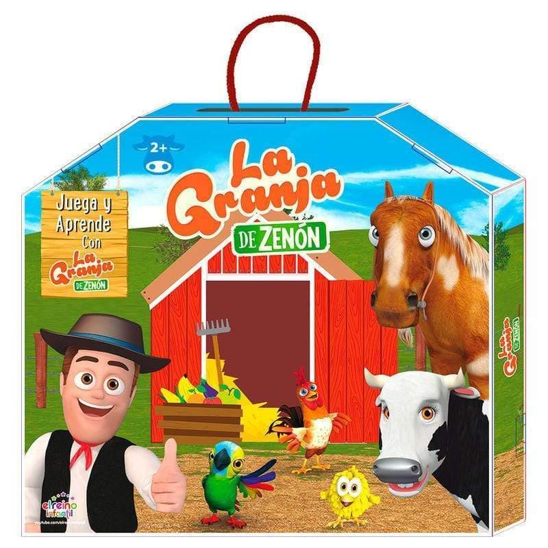 Infogeek TV|ZENON'S FARM The Zenon Farm Play and Learn activities