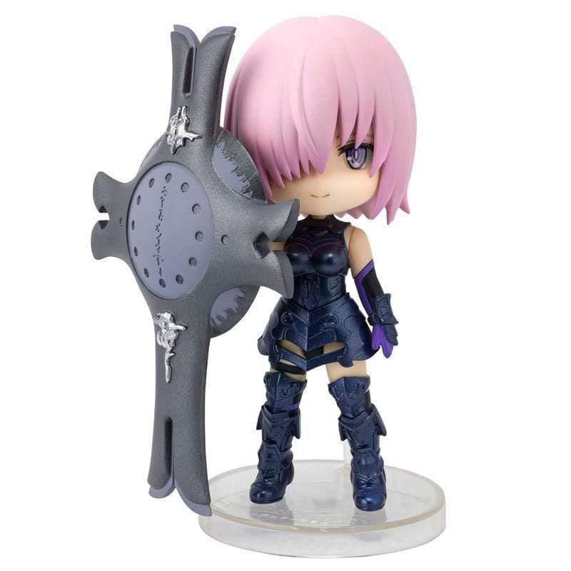 Infogeek VIDEO GAMES|FATE GRAND ORDER Fate Grand Order Absolute Demonic Front: Babylonia Mash Kyrielight Figuarts mini figure 9cm
