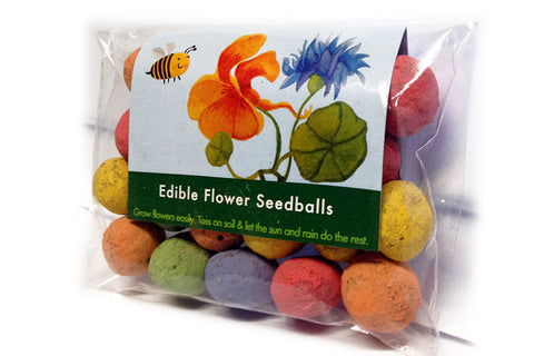 W - Edible Flower Seedles