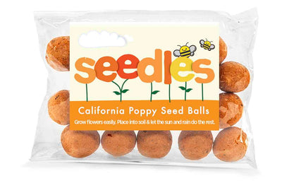 California Poppy Seedles