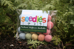 Native Wildflower Seed Balls Seed Bombs