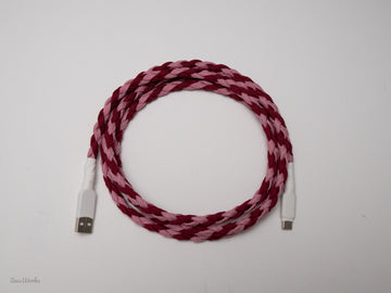 Jelly Delights braided cable
