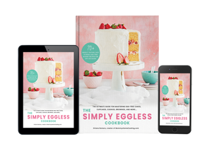The Simply Eggless Cookbook