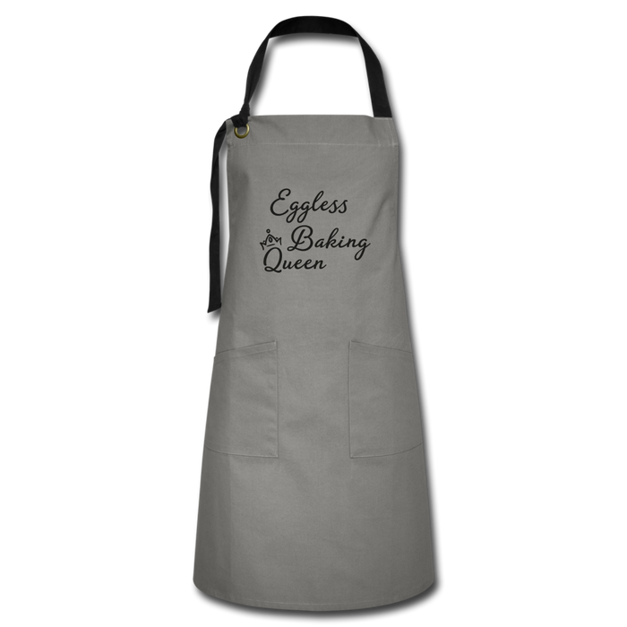 Eggless Baking Queen Artisan Apron