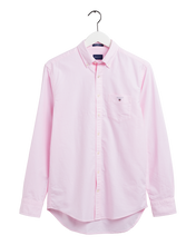 Load image into Gallery viewer, Gant Shirt in regular Classic fit.   The Regular Oxford Button Down     , chosen in a Light Pink colour