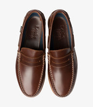 Load image into Gallery viewer, Loake Plymouth Brown Rubber Sole / Loake Lifestyle