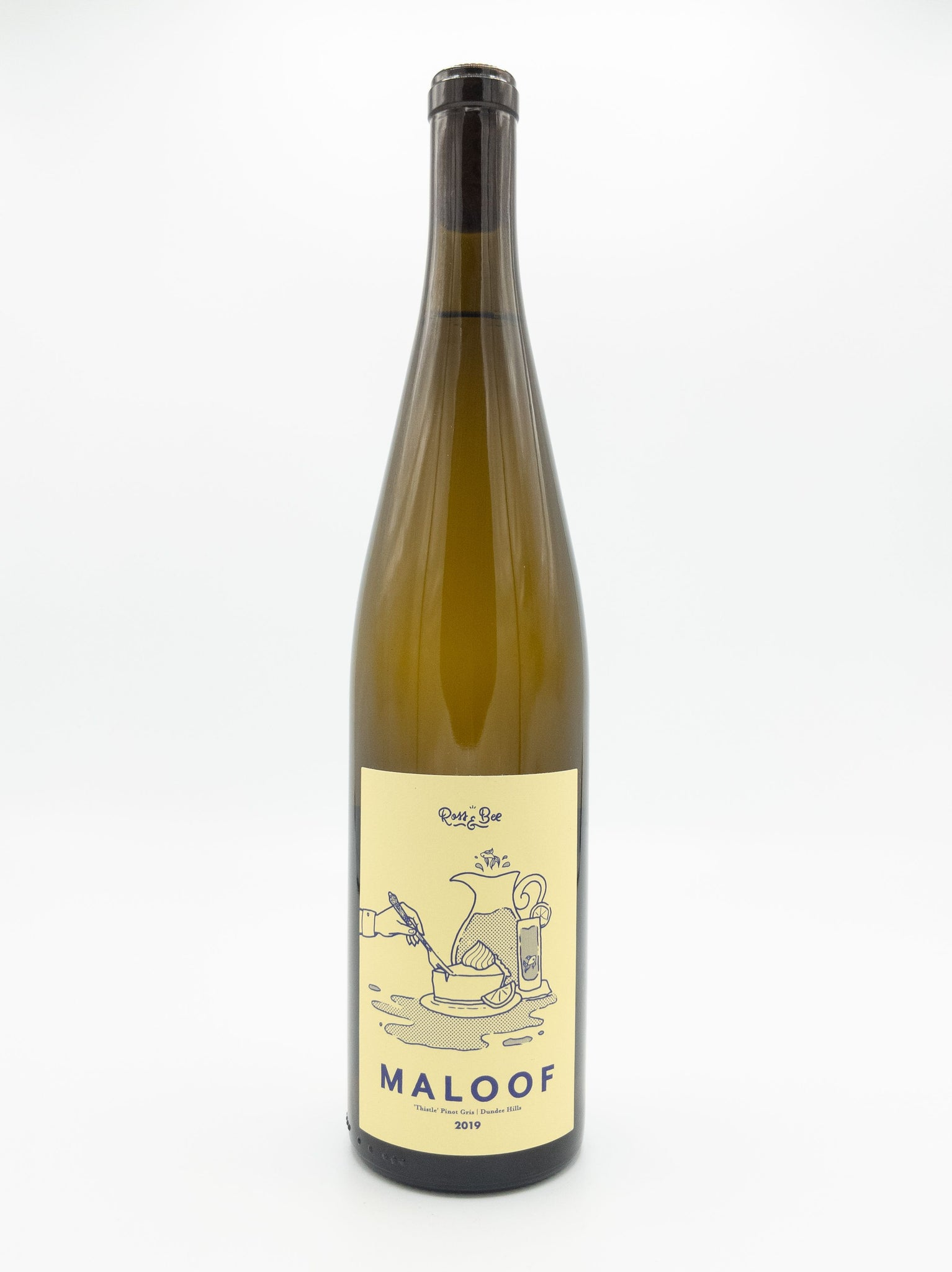 Maloof 'Thistle' Pinot Gris '19