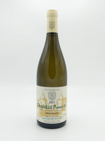 Duplessis 'Montmains' 'Chablis 1er Cru '17