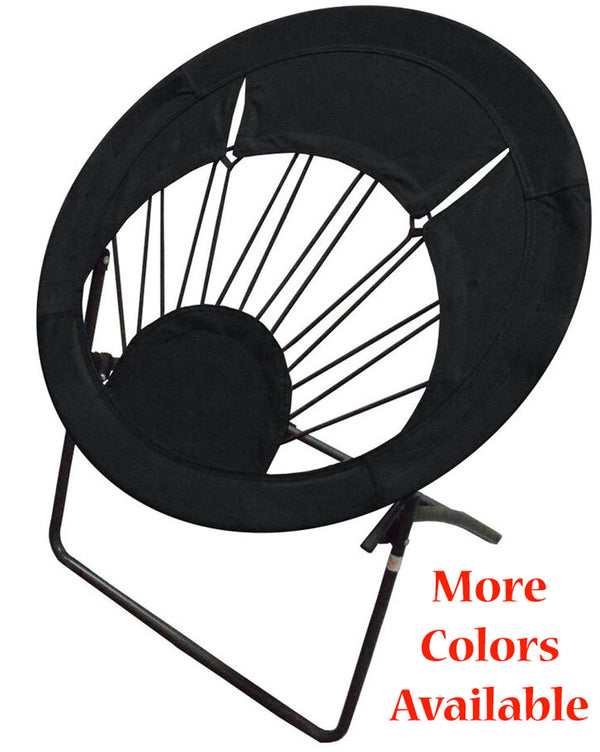 Impact Canopy Round Bungee Chair, Lightweight Portable Folding Chair