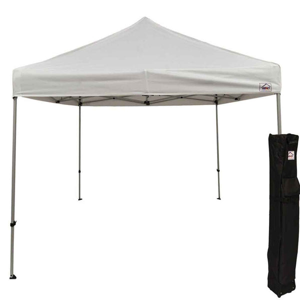 10 x 10 Evento Pop Up Canopy Tent Steel Frame with Roller bag