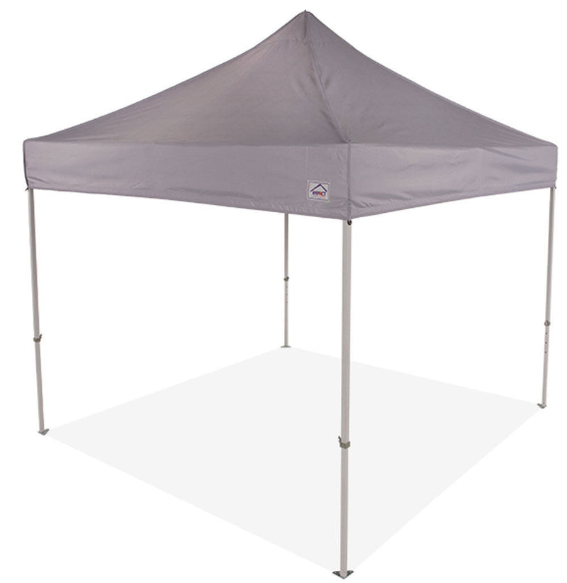 Impact Canopy 10x10 ML Pop Up Canopy Aluminum Commercial Grade with Roller Bag