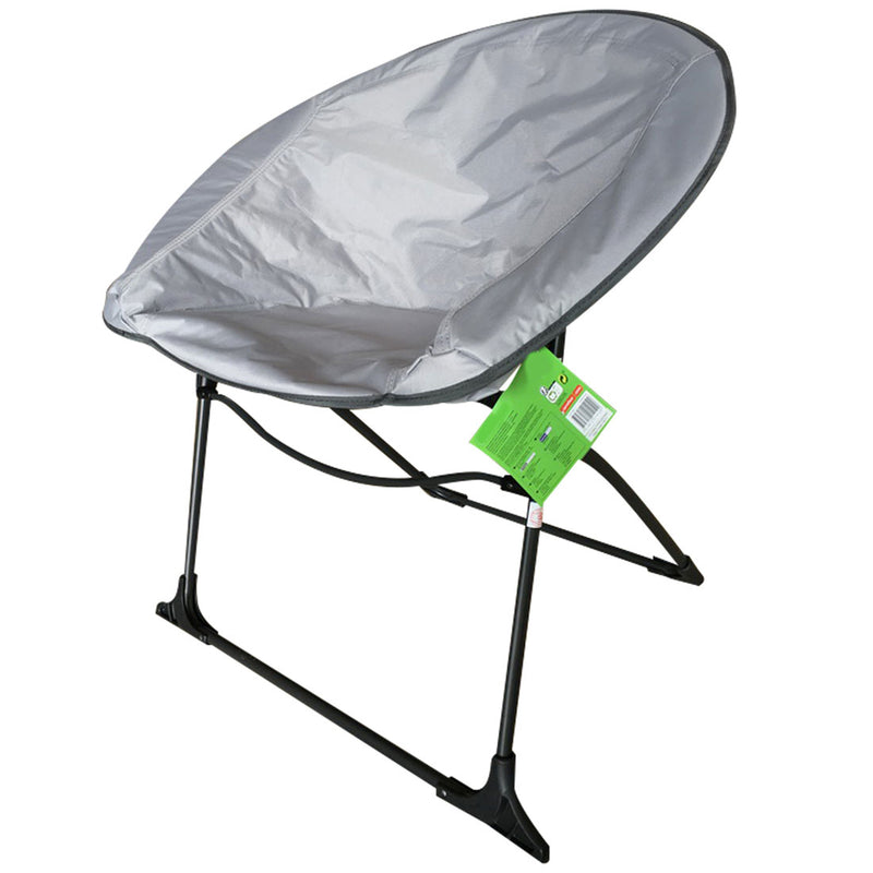 Impact Canopy, Luna Chair, Round Folding Lounge Chair