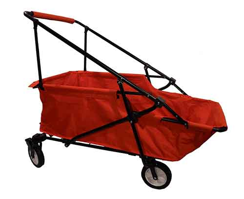 Momentum Collapsible Folding Wagon Utility Cart