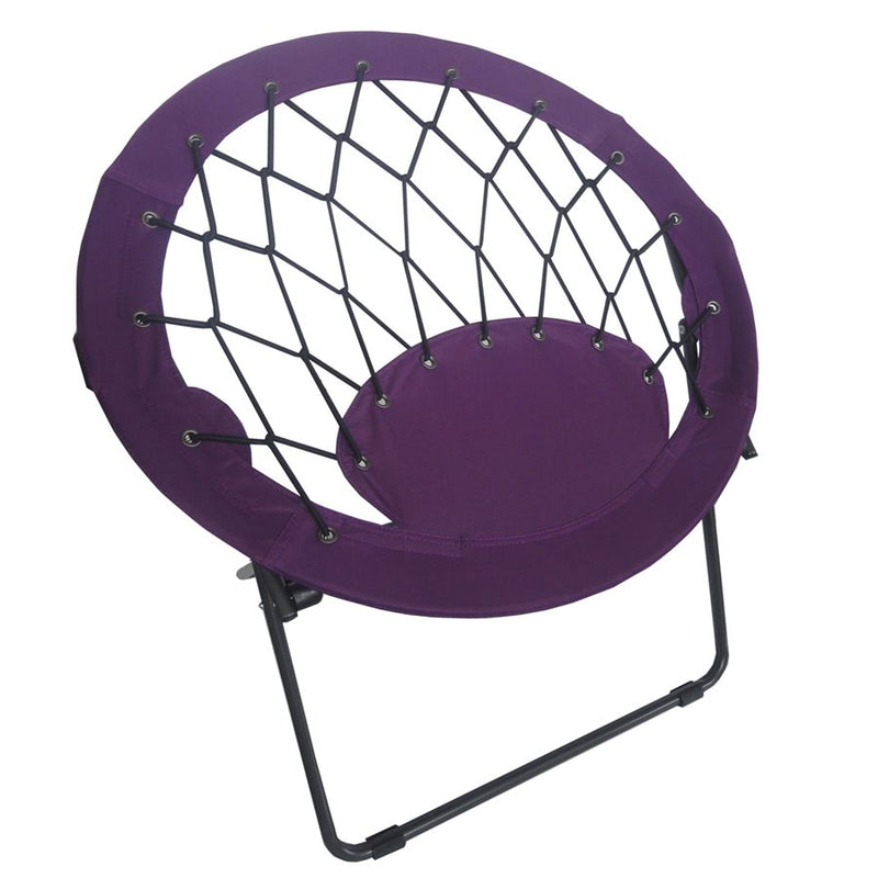 Web Round Bungee Chair, Round (Select Color)