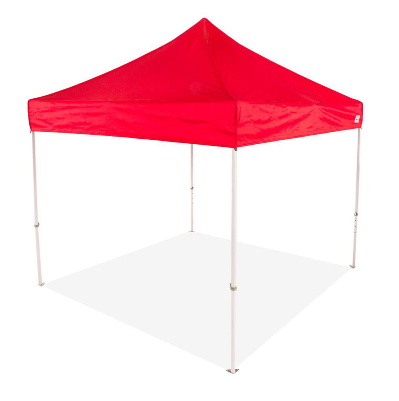 Impact Canopy 10x10 CL Pop Up Canopy Steel Commercial Grade with Roller Bag