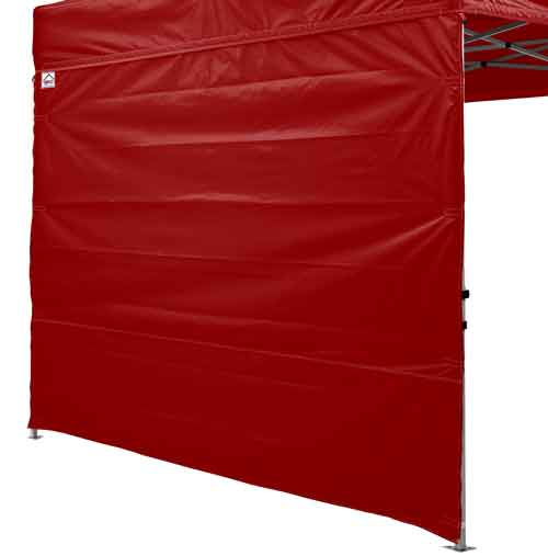 10' Canopy Tent Zippered sidewall, One Wall Only
