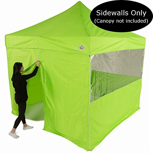 10′ Canopy Tent Middle Zipper sidewall, One Wall Only