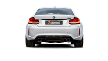 Load image into Gallery viewer, Akrapovic Slip-On Line For BMW M2 Competition