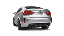 Load image into Gallery viewer, Akrapovic Evolution Line For BMW X6M F86